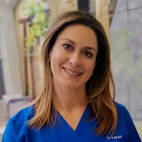 Dr Maria Kalkani